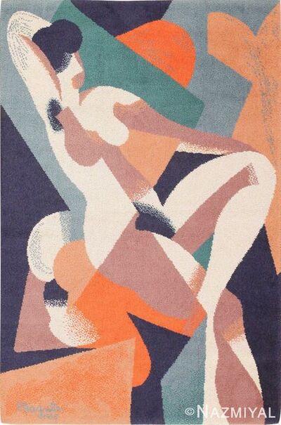 René Magritte, 'Vintage Scandinavian Rug', Mid 20th Century