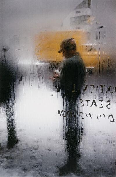 Saul Leiter, 'Snow', 1960