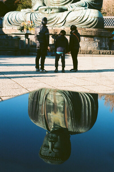 Edgar Takoyaki, 'Kamakura Reflection', 2017