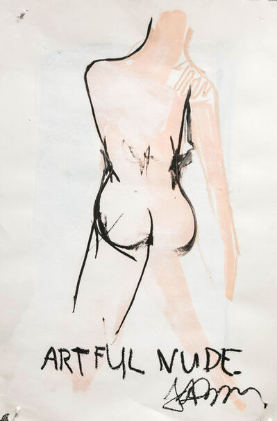 Frances Berry, 'Artful Nude ', 2019