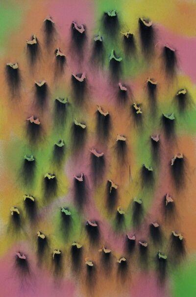 Christian Jaccard, 'BRN 5182, Ombres de suie', 2018