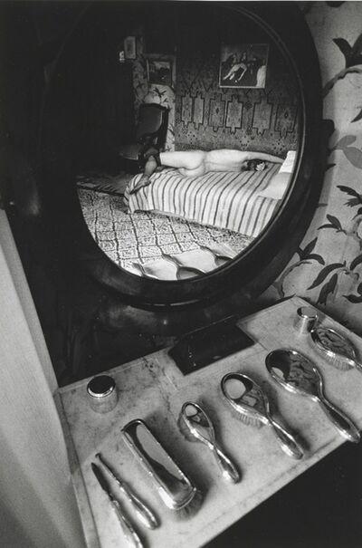 Jeanloup Sieff, 'Ina (reflet dans un miroir)', 1979