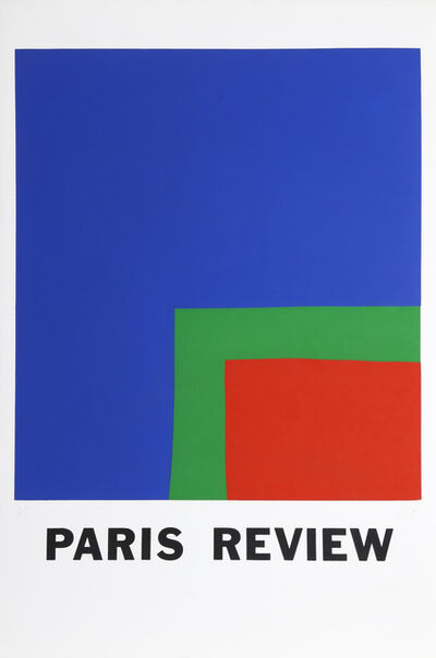 Ellsworth Kelly, 'Paris Review', 1966