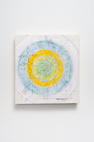 Tristin Lowe, 'Untitled (Exile Sun drawing)', 2014