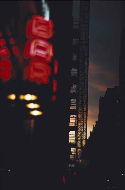 Ernst Haas, 'New York', 1952