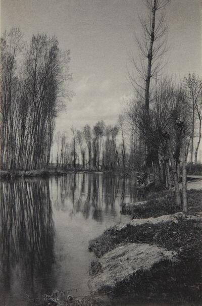 Frederick Henry Evans, 'Crépuscule au Printemps', before 1900