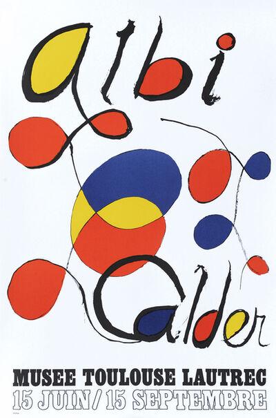 Alexander Calder, 'Albi, Musée Toulouse Lautrec', 1969