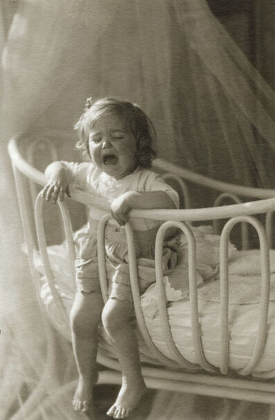 Léonard Misonne, 'Crying Baby', 1920s