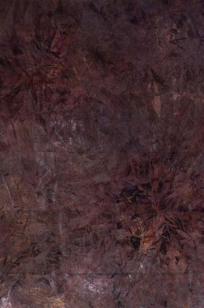 Mette Tommerup, 'Garden of Ur (Black and Violet) ', 2019