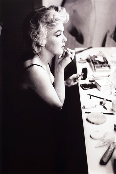 Sam Shaw, 'Marilyn Monroe danse la loge de Carol Honey, New York'