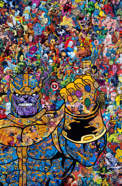 Mr Garcin, 'Thanos ', 2019