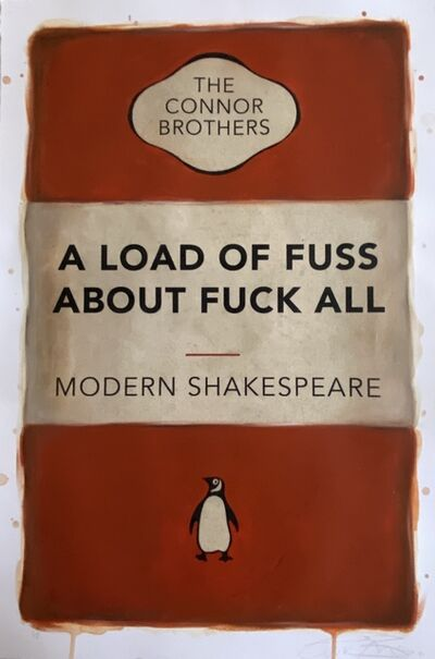 The Connor Brothers, 'Load Of Fuss (Orange)', 2020