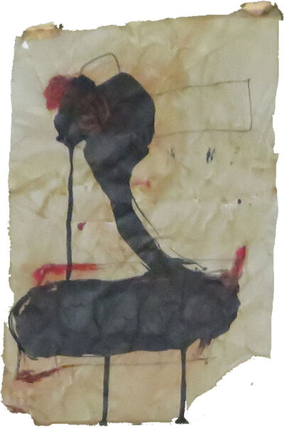 Zai Kuning, 'Pencil, Chinese ink, oil and wax on paper', 2007 -2015