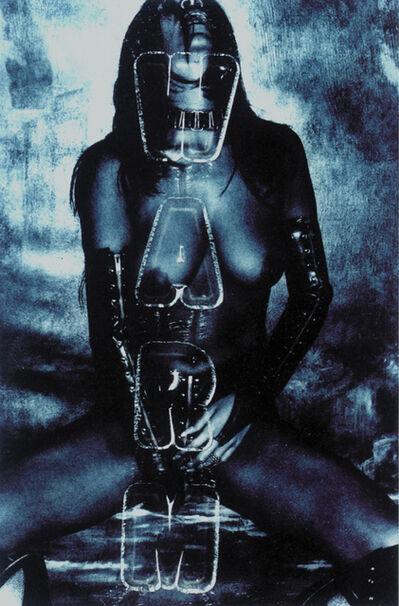 Anton Corbijn, 'Strippingirls: Warm, Amsterdam', 1999