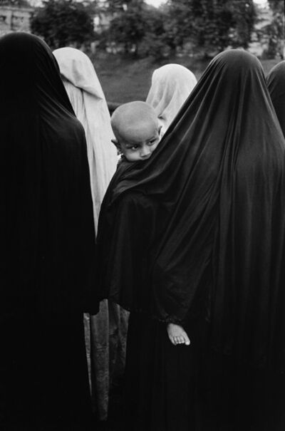 Marc Riboud, 'Lucknew, Muslim in India', years 1960