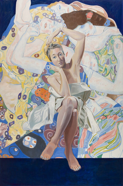 Thomas Darsney, 'Samantha and Klimt', 2015