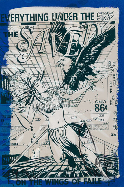 FAILE, 'The Saved', 2012