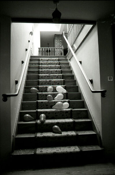 Linda McCartney, 'Balloon Stairs', 1984