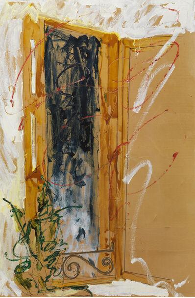 Mario Schifano, 'Finestra', 1982