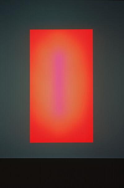 James Turrell, 'Tall Glass Series: Shonto', 2007