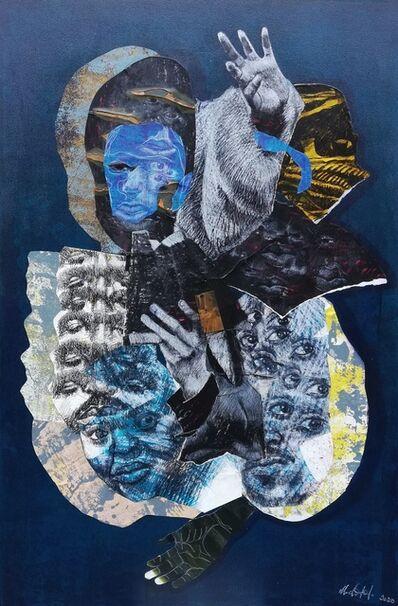 Ronald Muchatuta, 'Griot', 2020