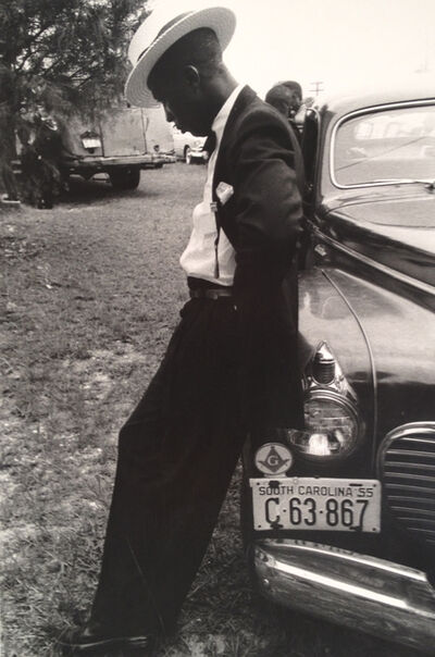 Robert Frank, 'From the Funeral, Frogmore, SC', 1955
