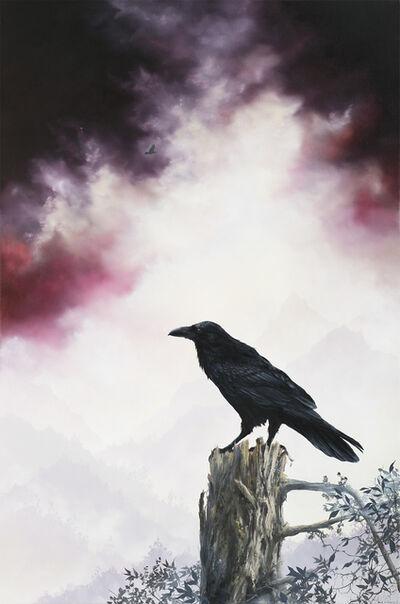 Brian Mashburn, 'Raven', 2018