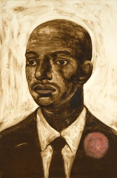John Kirby, 'Being still', 2007