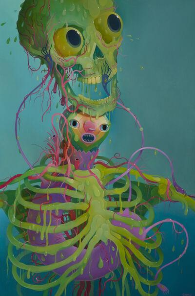 Charlie Immer, 'Slime Bones', 2014