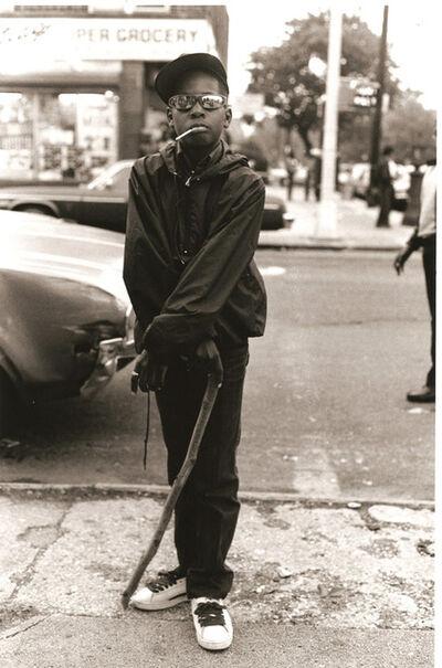 Jamel Shabazz, 'Little Big Man, Flatbush, Brooklyn, NYC', 1980