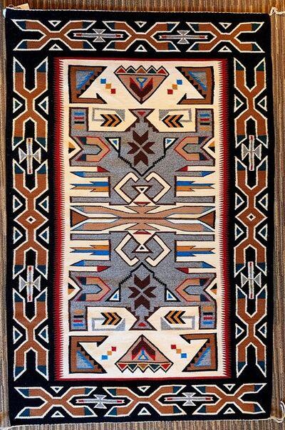 Navajo artist, 'Navajo rug', ca. 2019