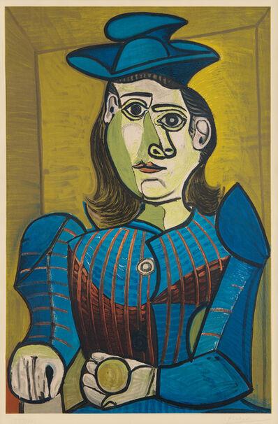 Pablo Picasso, 'Dora Maar (Femme assise) (Dora Maar - Seated Woman)', 1955