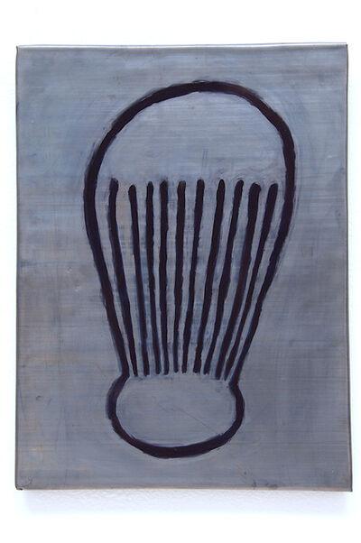 Mari Andrews, 'Inflateindigo Lead', 2016