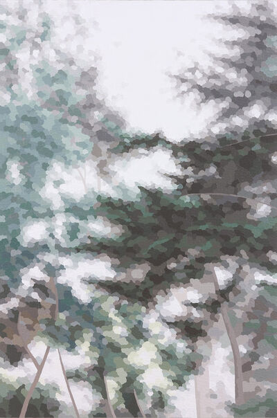 Elaine Coombs, 'Verdant Fog', 2020