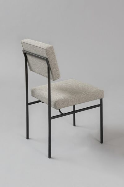 Antoine Philippon and Jacqueline Lecoq, 'Set of 8 chairs P60', 1959/1960
