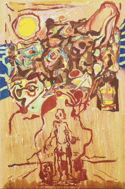 Harold Klunder, 'The Artist In The Desert 2012-2014 (El Artista En El Desierto 2012-2014)', 2011-2014