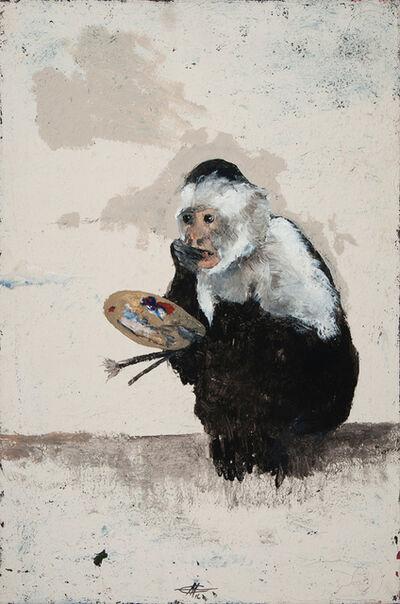 Miles Cleveland Goodwin, 'Self Portrait', 2016