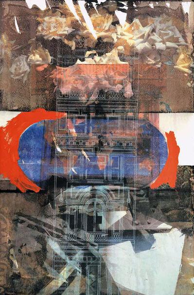 Robert Rauschenberg, 'Happiness', 1994