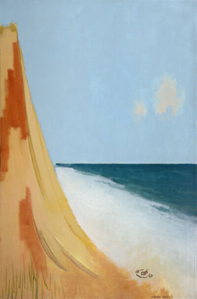 Herman Maril, 'High Dune', 1977