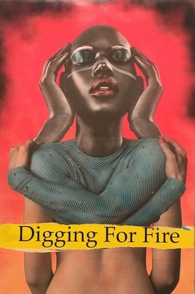 DeeDee, 'Digging For Fire', 2018