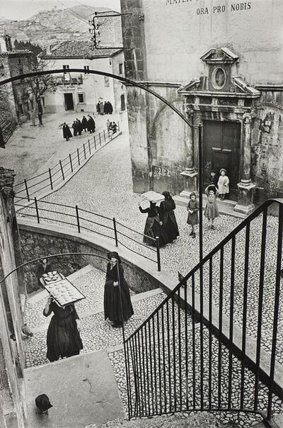 Henri Cartier-Bresson, 'Aquila Degli Abruzzi, Italy', 1952