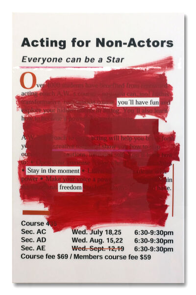 Caro Jost, 'Everyone can be a Star', 2001/2019
