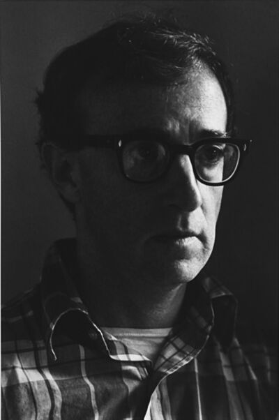 Brian Hamill, 'Woody Allen in Broadway Danny Rose', 1984