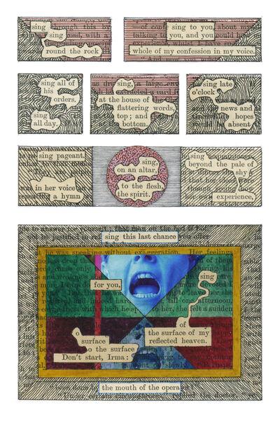 Tom Phillips, 'IRMA an Opera: Full Score', 2014