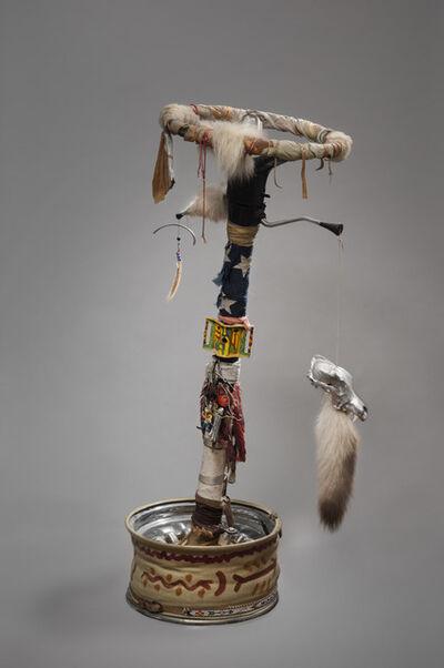 Jimmie Durham, 'Bedia's Stirring Wheel', 1985