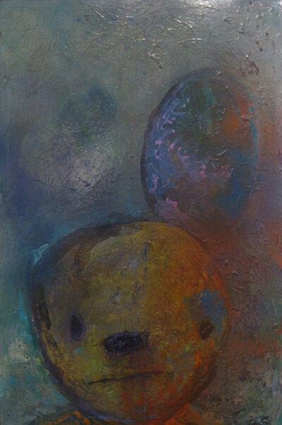 Alfredo Prior, 'Sin título', 2014