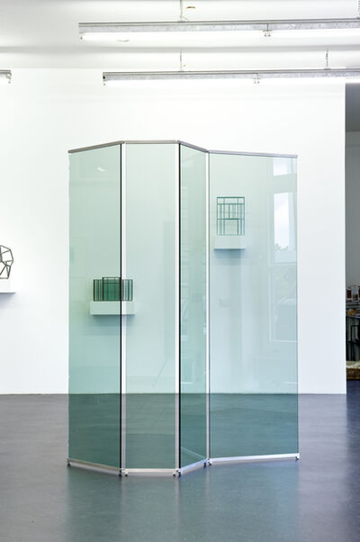 Jo Schöpfer, 'Paravent ', 2008
