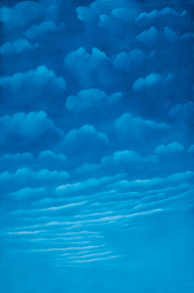 Veda Reed, 'Fair Weather Clouds ', 2018