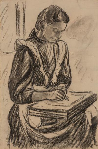 Henri Gaudier-Brzeska, 'Portrait of Germaine'
