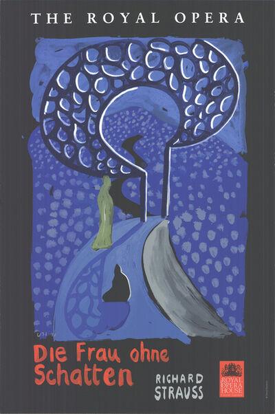 David Hockney, 'Die Frau Ohne Schatten', 1992